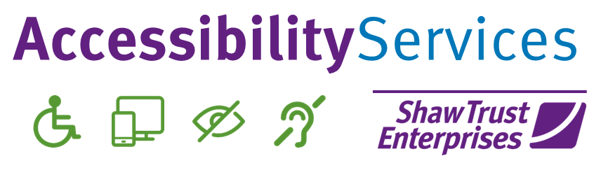 Shaw Trust Accessibility Services