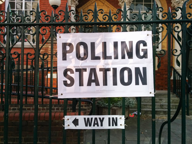 voting as a disabled person