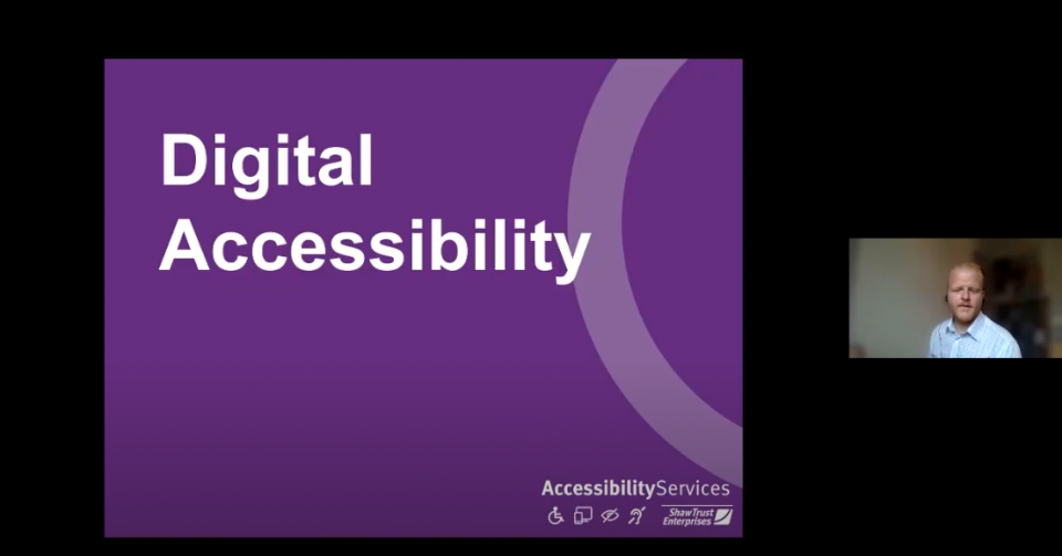 digital accessibility in recruitment